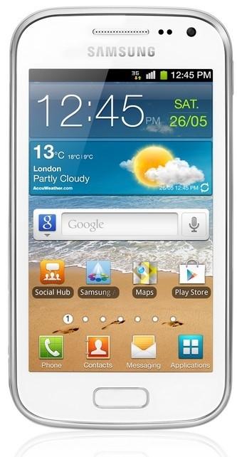Smartphone Samsung Galaxy Ace 2 (i8160), bílý