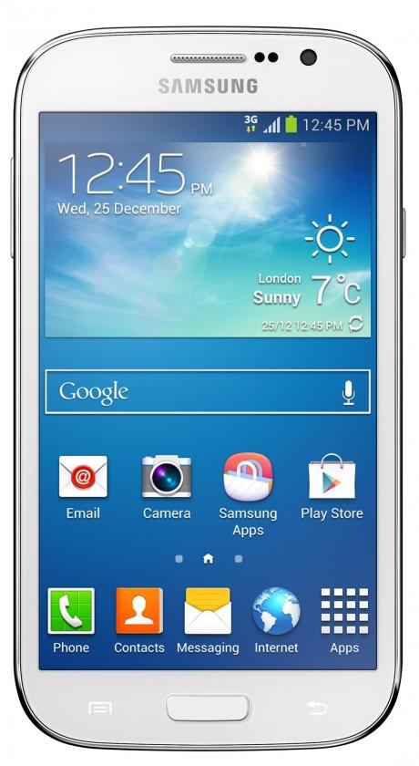 Smartphone Samsung Galaxy Grand Neo Duos (i9060), bílý