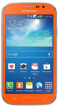 Smartphone Samsung Galaxy Grand Neo Duos (i9060), oranžový
