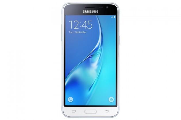 Smartphone Samsung Galaxy J3 (2016) DUOS, bílá