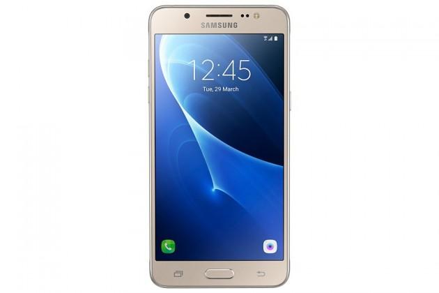 Smartphone Samsung Galaxy J5 (J510FZDUETL), zlatá