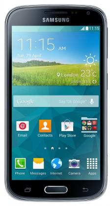Smartphone Samsung Galaxy K Zoom (SM-C115), černý