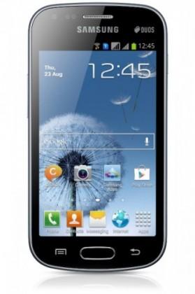 Smartphone Samsung Galaxy S Duos (S7562), černý
