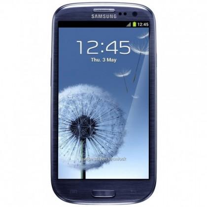 Smartphone Samsung Galaxy S III (i9300), modrý