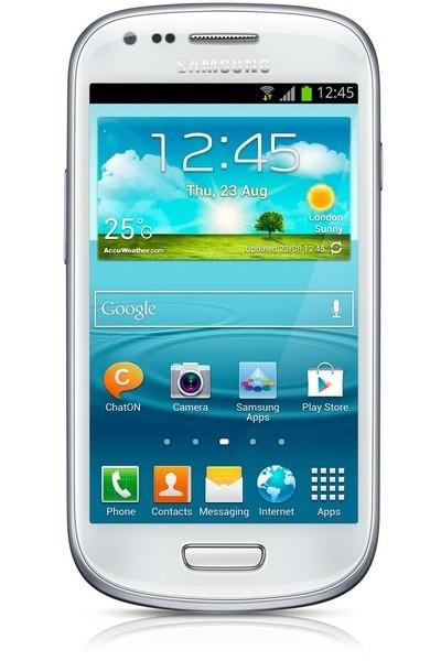 Smartphone Samsung Galaxy S III mini (i8190), bílý