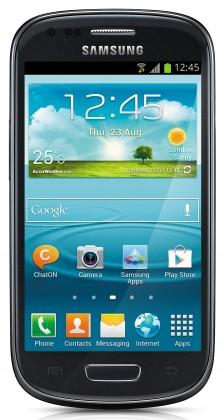 Smartphone Samsung Galaxy S III mini (i8200), černý