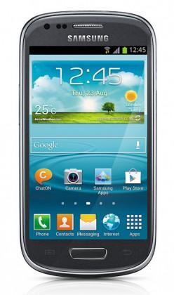 Smartphone Samsung Galaxy S III mini (i8200), šedý