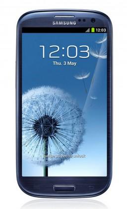 Smartphone Samsung Galaxy S III Neo (i9301), modrý ROZBALENO