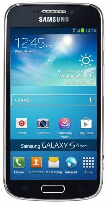 Smartphone Samsung Galaxy S4 Zoom (SM-C1010), černý