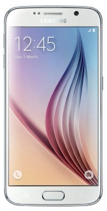 Smartphone Samsung Galaxy S6 (32 GB) bílý