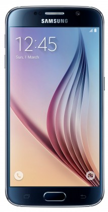 Smartphone Samsung Galaxy S6 (64 GB) černý ROZBALENO