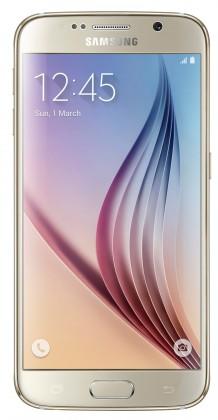 Smartphone Samsung Galaxy S6 (64 GB) zlatý
