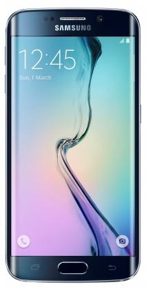 Smartphone Samsung Galaxy S6 Edge (64 GB) černý