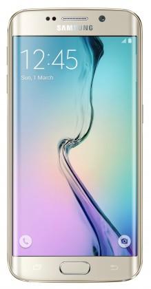 Smartphone Samsung Galaxy S6 Edge (64 GB) zlatý