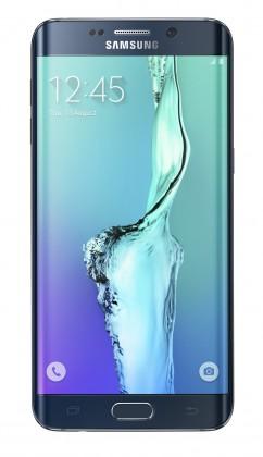 Smartphone Samsung Galaxy S6 edge Plus 64GB Black Sapphire