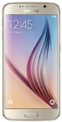 Smartphone Samsung Galaxy S6 (SM-G920F) 32GB Gold Platinum
