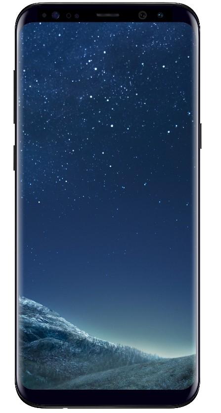 Smartphone Samsung Galaxy S8+ G955F, černá