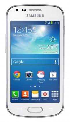 Smartphone Samsung Galaxy Trend Plus (S7580), bílý
