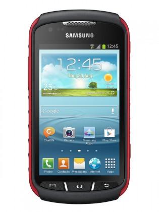 Smartphone Samsung Galaxy Xcover 2 (S7710), černý-červený