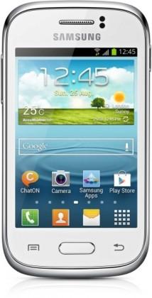 Smartphone Samsung Galaxy Young (S6310), bílý