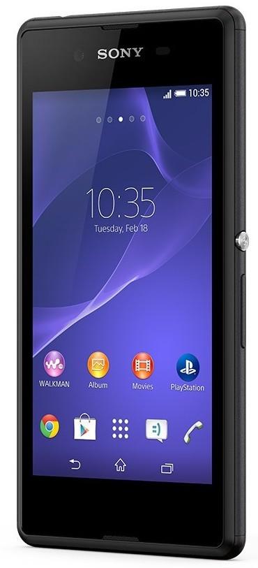 Smartphone Sony Xperia E3 D2203 Black