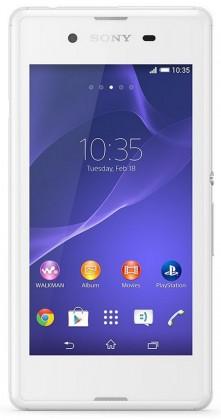 Smartphone Sony Xperia E3 D2203 White