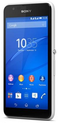 Smartphone Sony Xperia E4g E2003 White