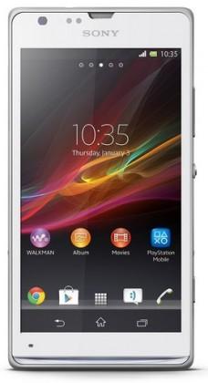 Smartphone Sony Xperia L (C2105) Diamond White