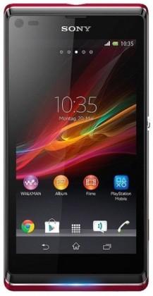 Smartphone Sony Xperia L (C2105) Rose Red