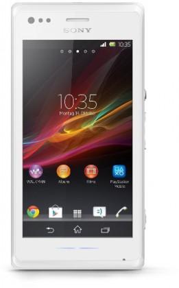 Smartphone Sony Xperia M (C1905) White