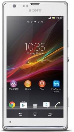 Smartphone Sony Xperia SP C5303 White