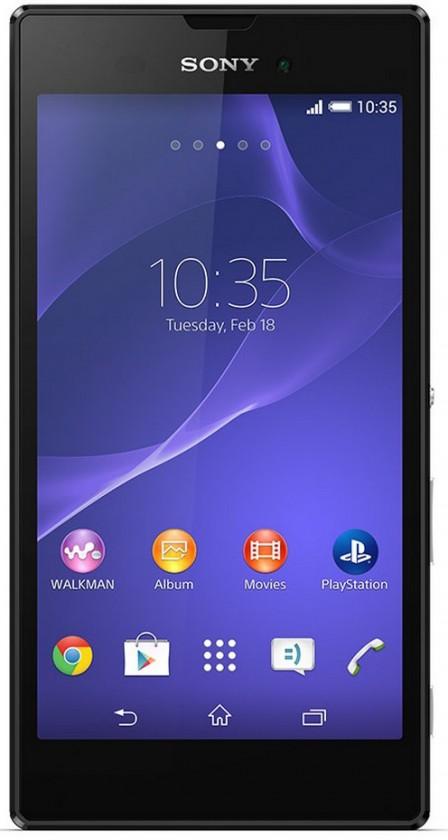 Smartphone Sony Xperia T3 D5103 gsm tel. Black