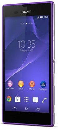 Smartphone Sony Xperia T3 D5103 gsm tel. Purple