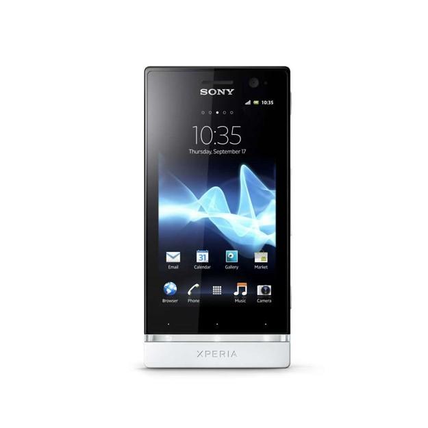 Smartphone Sony Xperia U Black/White