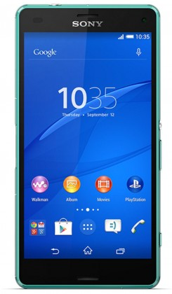 Smartphone Sony Xperia Z3 Compact D5803 Green
