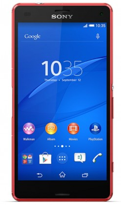 Smartphone Sony Xperia Z3 Compact D5803 Orange