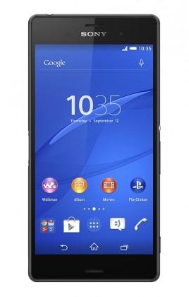 Smartphone Sony Xperia Z3 DualSIM D6633 černá