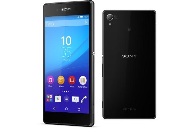 Smartphone Sony Xperia Z3+ E6553, Černá POUŽITÉ, NEOPOTŘEBENÉ ZBOŽÍ