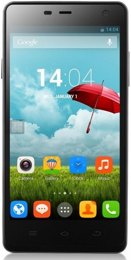 Smartphone THL 4400 Black