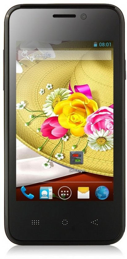 Smartphone THL A3 Black ROZBALENO