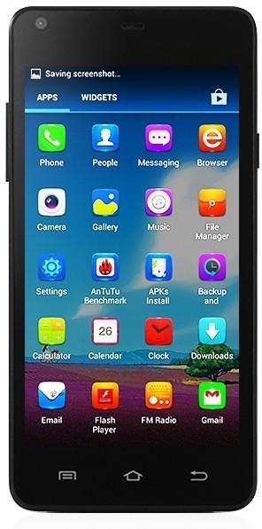 Smartphone THL T5s Black