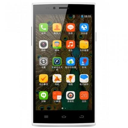 Smartphone THL T6S bílý