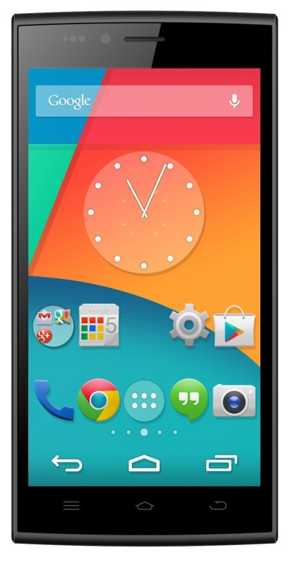 Smartphone THL T6S černý