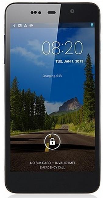 Smartphone THL W200s Black ROZBALENO