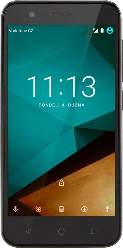 Smartphone Vodafone Smart prime 7, černá