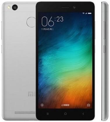 Smartphone Xiaomi Redmi 3S, 16GB, šedá