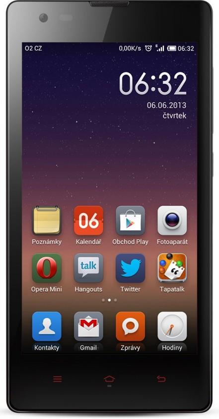 Smartphone Xiaomi Redmi (Hongmi) Dual SIM black ROZBALENO