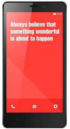 Smartphone Xiaomi Redmi Note LTE blue