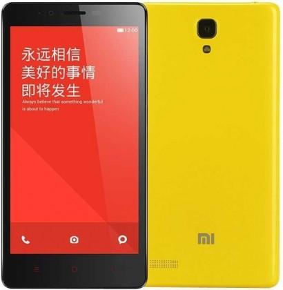 Smartphone Xiaomi Redmi Note LTE yellow ROZBALENO