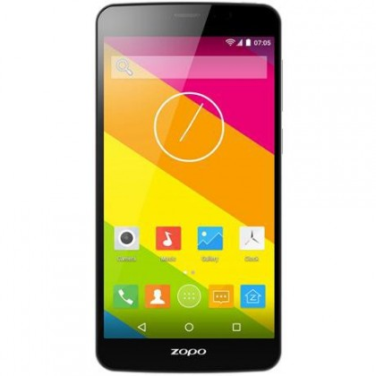 Smartphone ZOPO ZP370 Color S,modrá